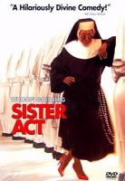 Cover image for Sister act [videorecording DVD]