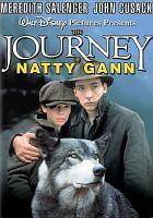 Cover image for The journey of Natty Gann [videorecording DVD]