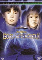 Cover image for Escape to witch mountain