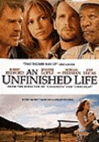 Cover image for An unfinished life
