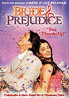Cover image for Bride & Prejudice [videorecording DVD]