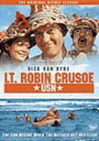Imagen de portada para Lt. Robin Crusoe U.S.N