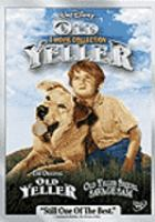 Cover image for Old Yeller 2 movie collection