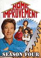 Cover image for Home improvement. Season 4, Complete