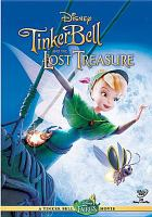 Cover image for Tinker Bell and the lost treasure