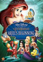 Cover image for The little mermaid III Ariel's beginning