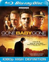 Cover image for Gone baby gone [videorecording Blu-ray]