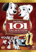 Cover image for 101 dalmatians [animated version]