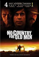 Cover image for No country for old men