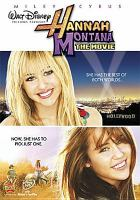 Cover image for Hannah Montana : the movie