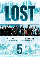 Cover image for Lost. Season 5, Complete the journey back