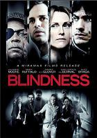 Cover image for Blindness