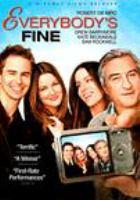 Imagen de portada para Everybody's fine
