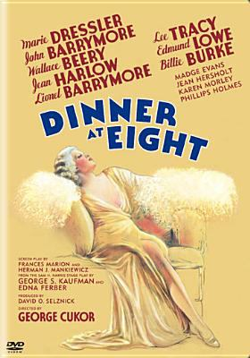 Cover image for Dinner at eight