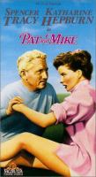Cover image for Pat and Mike [videorecording DVD]