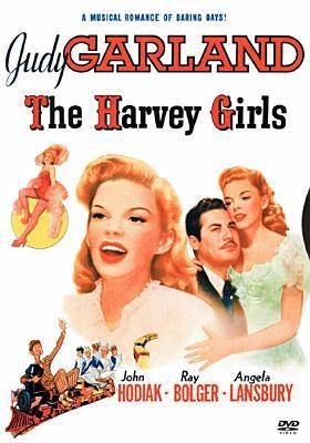 Cover image for The Harvey girls [videorecording DVD]