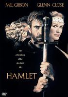 Cover image for Hamlet [videorecording DVD] (Mel Gibson version)
