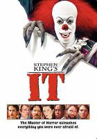 Cover image for Stephen King's It [videorecording DVD] (Tim Curry version)
