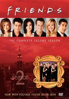 Cover image for Friends. Season 02, Complete