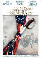 Imagen de portada para Gods and generals