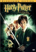 Cover image for Harry Potter and the chamber of secrets. Year 2 [videorecording DVD]