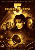 Imagen de portada para Babylon 5. Season 5, Disc 2 the wheel of fire