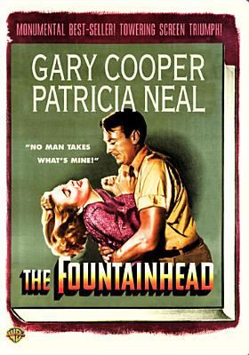 Cover image for The fountainhead