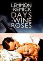 Cover image for Days of wine and roses