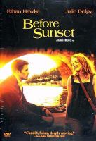 Cover image for Before sunset