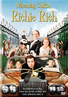 Cover image for Richie Rich [videorecording DVD] (Macaulay Culkin version)