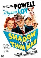 Imagen de portada para Shadow of the thin man
