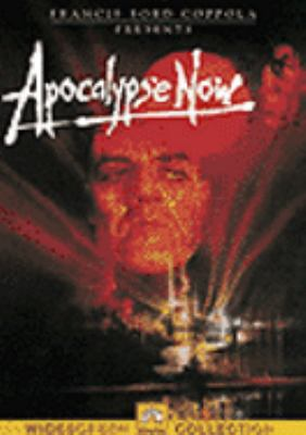 Cover image for Apocalypse now
