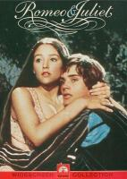 Cover image for Romeo & Juliet (Olivia Hussey version)
