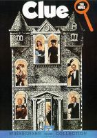 Cover image for Clue : the movie [videorecording DVD]