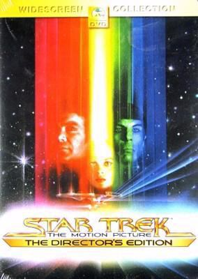 Cover image for Star trek : the motion picture [videorecording DVD]