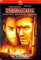Cover image for Enemy at the gates