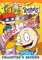 Cover image for Rugrats Decade in diapers