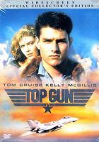 Cover image for Top gun