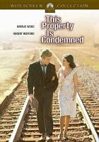 Cover image for This property is condemned