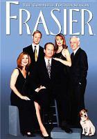 Cover image for Frasier. Season 04, Complete
