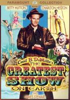 Cover image for The greatest show on earth