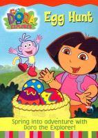 Imagen de portada para Dora the explorer. Egg hunt