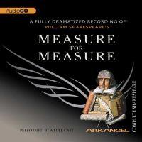 Imagen de portada para William Shakespeare's Measure for measure