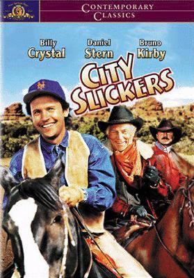 Cover image for City slickers