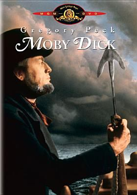 Cover image for Moby Dick (Gregory Peck version)