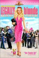 Imagen de portada para Legally blonde