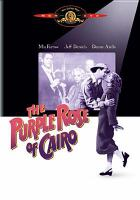 Cover image for The purple rose of Cairo