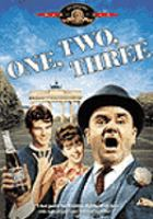 Cover image for One, two, three [videorecording DVD]