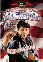 Cover image for Remo Williams the adventure begins