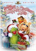 Cover image for It's a very merry Muppet Christmas movie